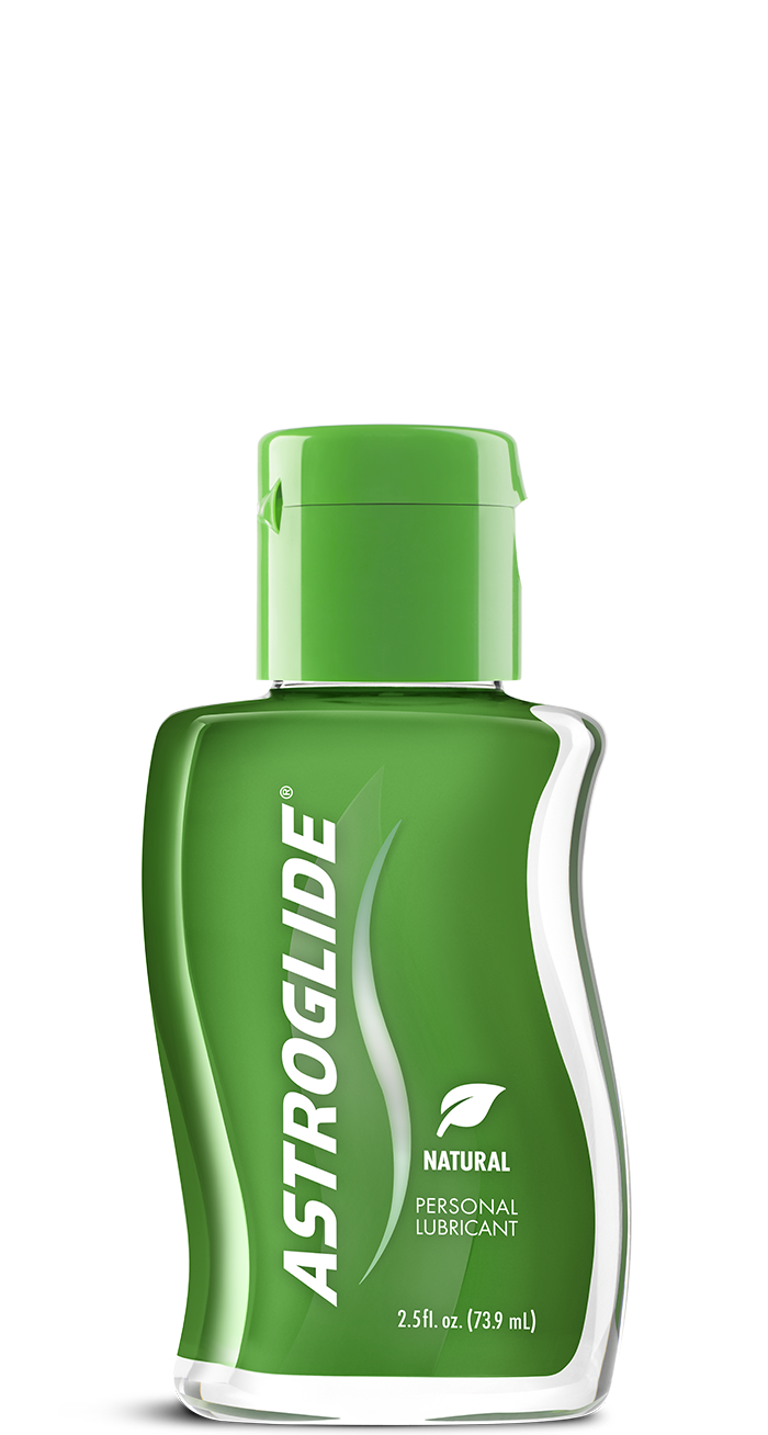 Astroglide<br/>Natural Liquid image