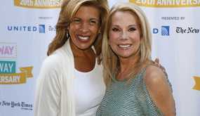 One Herald: Kathie Lee & Hoda: Stephen Colbert has a special place in their hearts. Image
